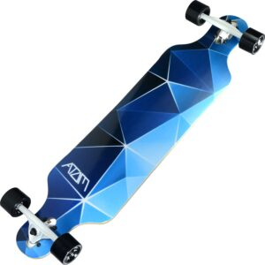 3. Atom Drop Through Longboard