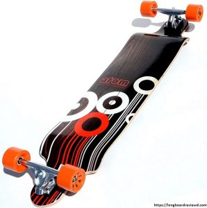 Atom Drop Deck Longboard Review