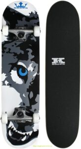 Krown Rookie Skateboard Complete 7.5