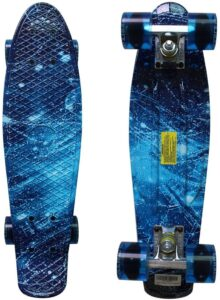 rimable complete 22 inches skateboard review