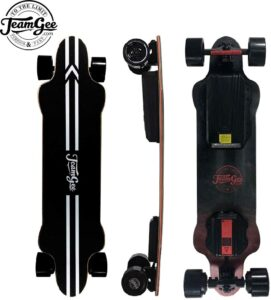 "Teamgee H20 39"" Electric Skateboard with Remote"