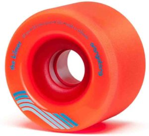 Orangatang Kilmer 69 mm Freeride Longboard Skateboard Wheels