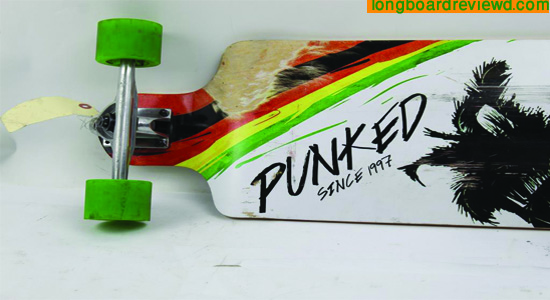 Punked Skateboards Review