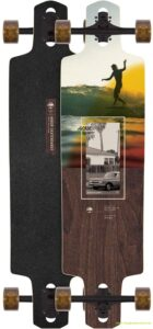 Arbor Longboards Complete Longboard Dropcruiser Photo Walnut Beal