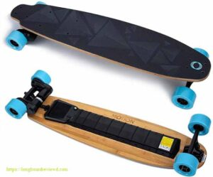 Motion Kicktail Electric Skateboard