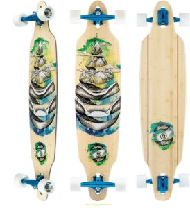 • Sector 9 Lookout Drop Through 42 inch Longboard Complete