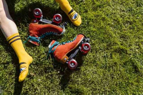 Does Rollerblading Build Muscle