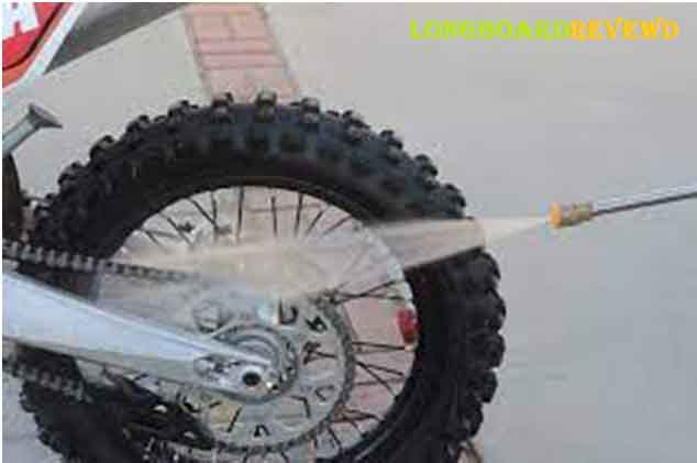 Why you need to clean your dirt bike wheel?