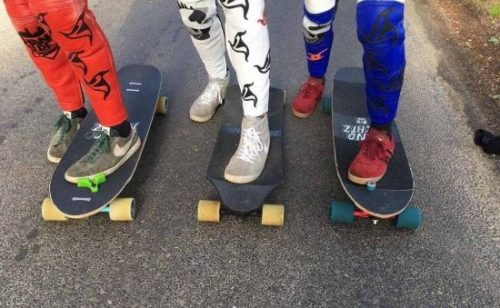 how to ride a landyachtz dinghy: Getting the Appropriate Footwear